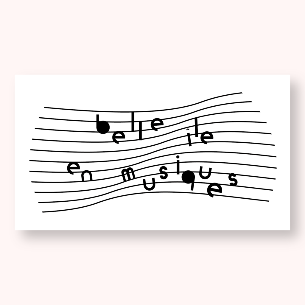 logo de belle ile