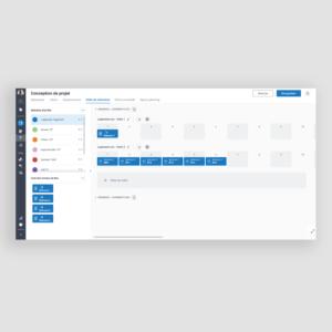 LeanCo Planification - Gestion des ordres de réalisation