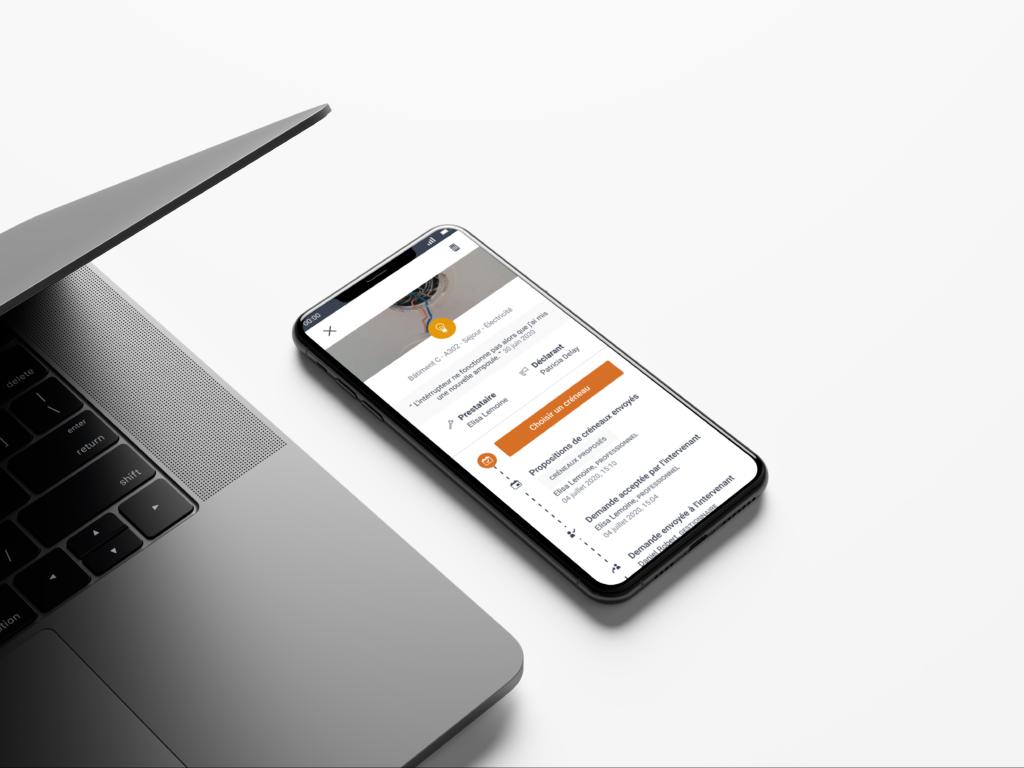 LeanCo Résolution (mobile)
